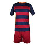 Hauts/Tops / Bas ( Rouge ) de Escalade / Sport de détente / Football -Respirable / Perméabilité à l'humidité / Séchage rapide / mèche /