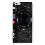 cámara de la vendimia caso trasero para iPhone6   6s