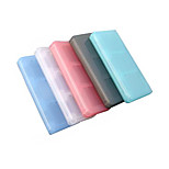 6 in 1 Game Memory Card Holder Carry Case Cover Box for Nintendo NDSL NDS Lite