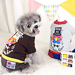 Dog Coat Gray / Coffee Winter Fashion