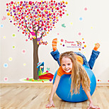 Color Dream Tree Wall Stickers