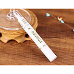 1 Concealer/Contour Wet / Matte / Mineral Pencil Long Lasting / Concealer / Natural Face Ivory Zhejiang MJ