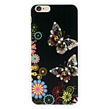 Chuang Meng diamond phone shell painted reliefs apply for iPhone6 plus|6s plus