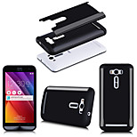 Fashion 2-IN-1 hard Protection case For ASUS Zenfone2 Laser ZE500kl 5