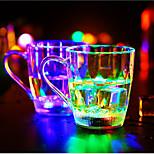 Novelty Drinkware / Tea Cups / Wine Glasses / Tea & Beverages 1Pcs Plastic ,