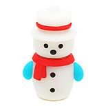 zpk22 8gb muñeco de nieve USB 2.0 Flash Drive de memoria u palillo