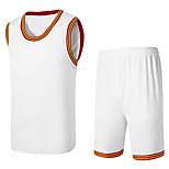 Hauts/Tops / Bas / Shirt ( Jaune / Blanc / Rouge ) - Fitness / Basket-ball - Sans manche - Homme