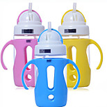Cup Baby Straw Leakproof Cup With Handle Bottle Baby Child Drinking Cup Children Drinking Cup Cup Children