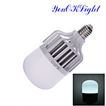 Ampoules Globe LED Décorative Blanc Froid YouOKLight 1 pièce B E26/E27 18W 36 SMD 5630 1600 LM AC 100-240 V