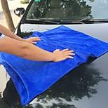 ziqiao pulizia auto in microfibra strumenti prodotti asciugamano lavaggio panno di polvere (160 * 60cm)