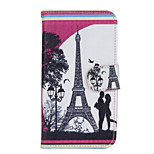 Love Patter PU Leather Full Body Case with Stand for Huawei Y5/Y560