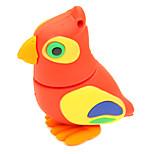 zpk36 16gb rote Eule Cartoon Vogel USB 2.0 Flash-Speicher-Laufwerk u-Stick