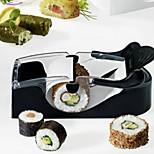 Gadget DIY Sushi Roller Cutter Machine Kitchen Gadgets Magic Maker Perfect Roll