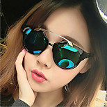 Sunglasses Men / Women / Unisex's Sports / Modern / Fashion Cat-eye Multi-Color Sunglasses Full-Rim