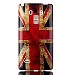 British flag  Pattern TPU Phone Case for LG Stylo LS770