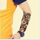 wasserdichte temporäre Tätowierungen großen Arm gefälschte Transfer Tattoo-Aufkleber sexy Spray