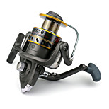 7 BB Spinning Reels Gear Ratio 4.7:1 Metal Spinning Fishing Reel HD50 Random Colors