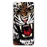 fischio di plastica Tiger torna a copertura di caso per iPhone6 / 6S