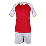 Alpinismo / Esportes Relaxantes / Futebol - tops / Fundos ( Vermelho ) - Homens -Respirável / Permeável á Humidade / Secagem Rápida /