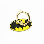Batman Metal Ring Adjustable Holder for iPhone & Samsung