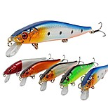 Lot 5pcs 14cm 23g Large Fishing Lures Baits Minnow Bait Big Game Saltwater Hard Baits