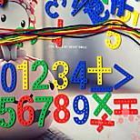 123 Numbers Shaped Sewing Building Blocks Building Kit DIY Toys
