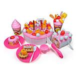 Fruit Cake Milk/Chocolate Cutting/Decorating Pretend Play Toys DIY Toys Set(73 pcs)