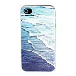 The Sea Pattern Hard Case for iPhone 4/4S