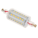 1 pcs YWXLIGHT R7S 7W 78mm 36 SMD 2835 630 lm Warm White / Cool White T Decorative LED Corn Lights AC 85-265 V