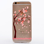Tree Pattern TPU Soft Case Phone Case iPhone 6/6S