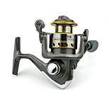 7 BB Spinning Reels Gear Ratio 5.2:1 Metal Spinning Fishing Reel HD10 Random Colors