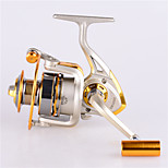 Metal Spinning Reels 5.2:1 11 Ball Bearings Exchangable Sea Fishing / Spinning / Freshwater Fishing-FC3000