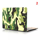 2016 Top Selling Camouflage Color PVC Full MacBook Case for MacBook Air 13.3 inch