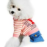 Dog Hoodie Blue / Pink / Gray Spring/Fall Fashion