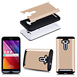 Fashion 2-IN-1 hard Protection case For ASUS Zenfone2 Laser ZE550kl 5.5