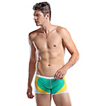 DESMIIT® Men's Nylon Boxer Briefs 1/box-S402B