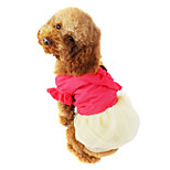 Dog Coat Red / Blue / Yellow Summer Fashion