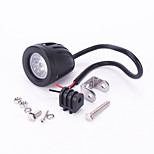 Iztoss 10W White CREE T6 LED 6500K Off Road Driving Work spot Light Lamp Round for Car SUV truck ATvs