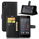 la cubierta protectora ayuda de la tarjeta en relieve para el deseo de HTC teléfono móvil 825