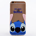 Anime PatternTPU Soft Case Phone Case iPhone 6/6S