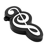 zpk12 64gb schwarze Musik merkt USB 2.0 Flash-Speicher-Laufwerk u-Stick