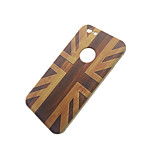 The British pattern / Metal Frame /PC 3D Background mobile phone Case for iPhone6/6S