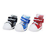 Dog Socks & Boots & Sneakers Red / Black Winter Fashion