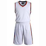Hauts/Tops / Bas / Shirt ( Blanc / Noir / Bleu ) - Fitness / Basket-ball - Sans manche - Homme