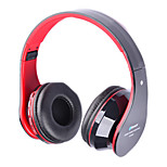 Universal 3.5mm Foldable Wireless Bluetooth Stereo Headphone Headset Mic FM TF Slot for iPhone iPad
