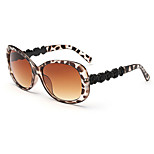 Sunglasses Women's Sports / Modern / Fashion Oversized Multi-Color Sunglasses Full-Rim