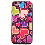 Love Pattern TPU Material Phone Case for iPhone 5/5S/iPhone SE