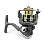 7 BB Spinning Reels Gear Ratio 5.2:1 Metal Spinning Fishing Reel HD05 Random Colors