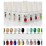 Newest Popular Top Fashion Non-toxic Soak-off UV & LED Resin Gel Polish (15ml,49-72 Colors)