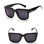 Polarized Wayfarer Fashion Star Mirrored Sunglasses
